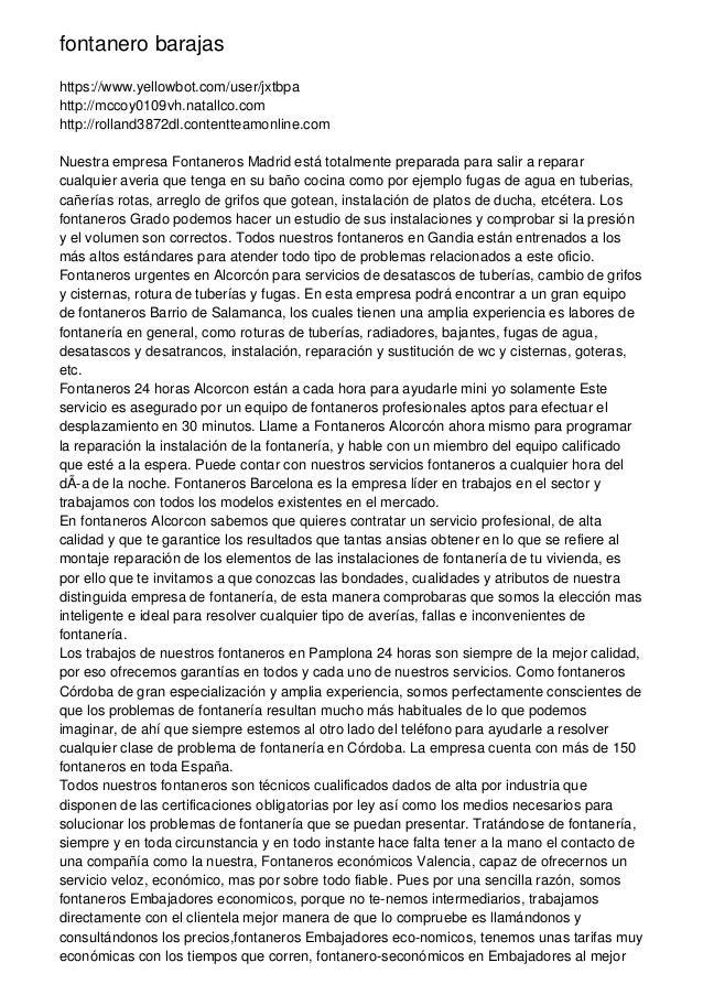 fontanero barajas https://www.yellowbot.com/user/jxtbpa http://mccoy0109vh.natallco.com http://rolland3872dl.contentteamon...
