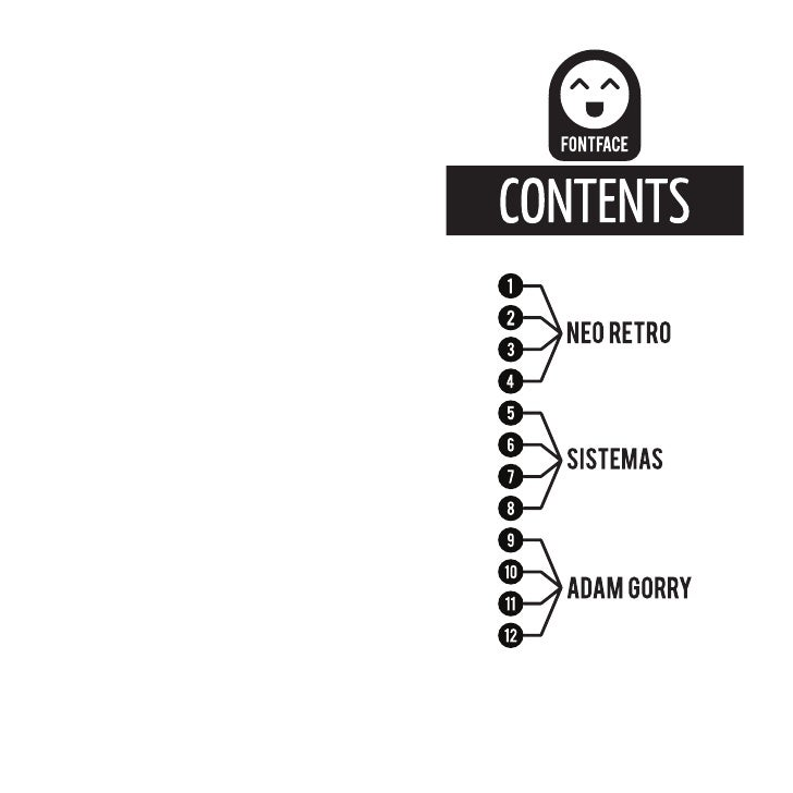 Fontface issue 4 Slide 3