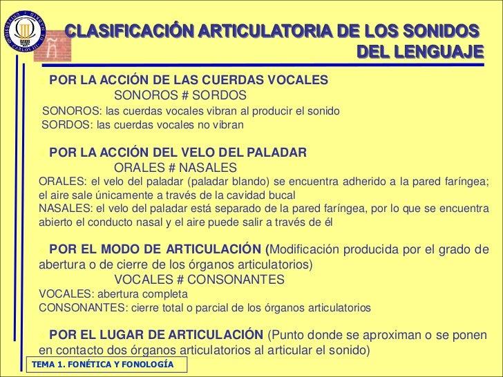    POR LA ACCIÓN DE LAS CUERDAS VOCALES               SONOROS # SORDOS   SONOROS: las cuerdas vocales vibran al producir ...