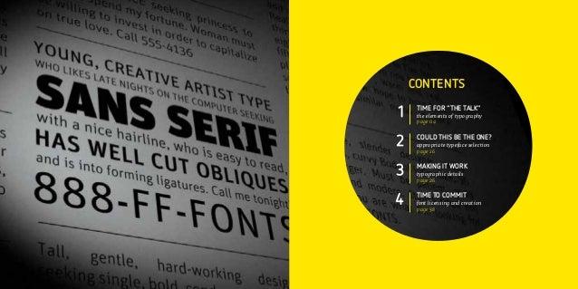 FontShop - Typography Slide 2