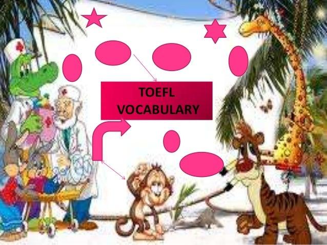 TOEFLVOCABULARY