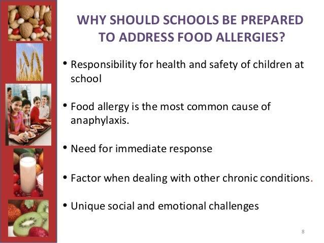 Can Food Allergies Increase Blood Pressure