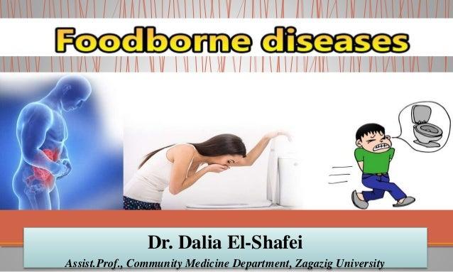 Dr. Dalia El-Shafei Assist.Prof., Community Medicine Department, Zagazig University