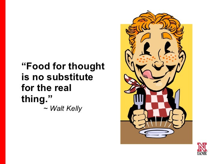 Funny Food Quotes Inspiration Food For Thought Quotes