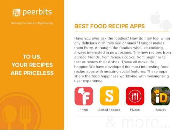 Food recipe sharing app portfolio forumfinder Image collections