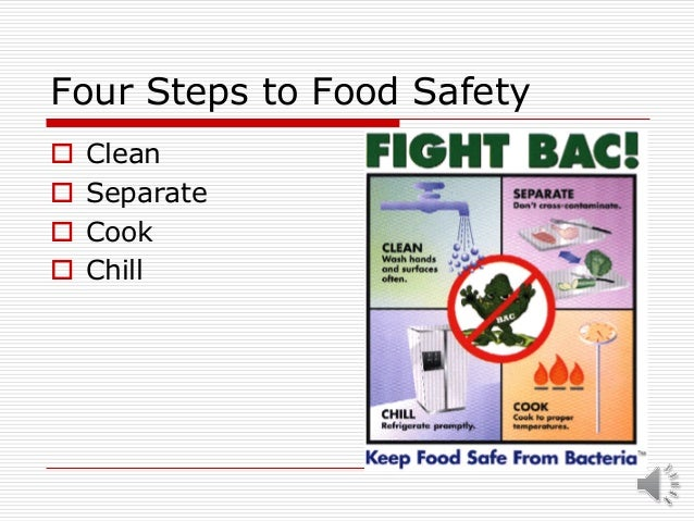 Food Safety Chicken Room Temperature