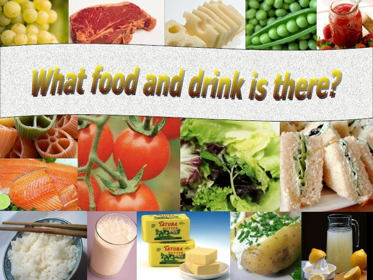 What food and drink is there?