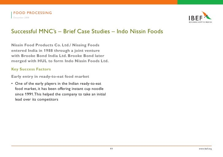 case study nissin Nissin foods rebranding its top ramen line in the us as it responds to  consumer demand for reduced sodium and fewer artificial ingredients.