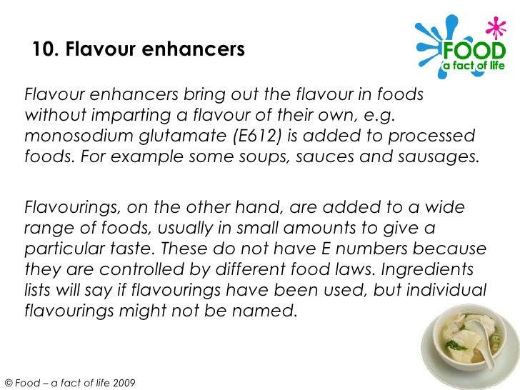 Food additives ppt