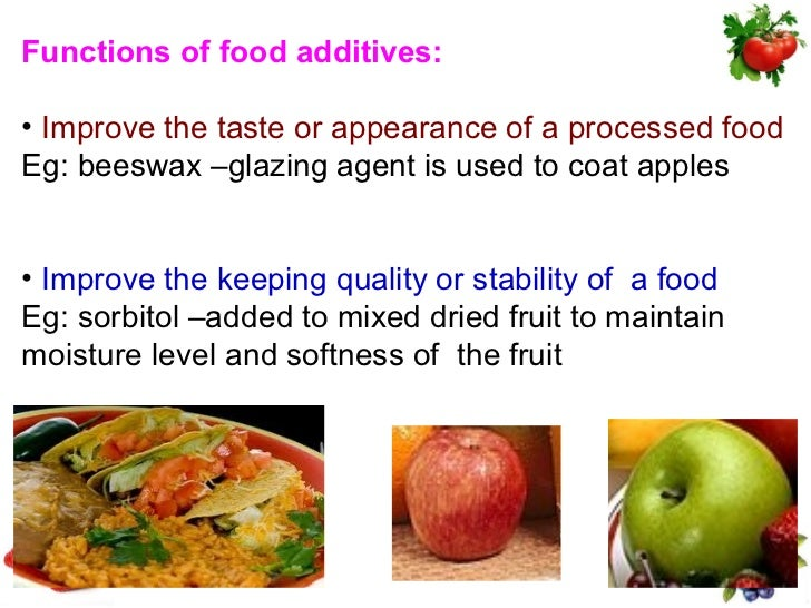 Foods Containing Sorbitol And Fructose