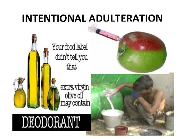 essay on food adulteration and its effects Food adulteration is a global concern and developing some of the major adulterants in milk having serious adverse health effect are papers, zotero , reference.