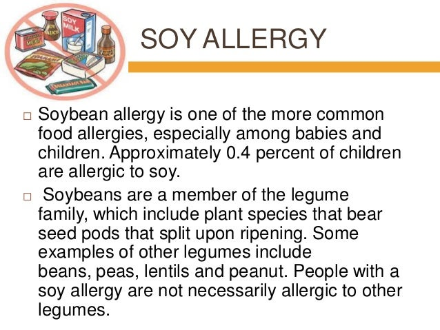 Food allergy for Allergic to fish