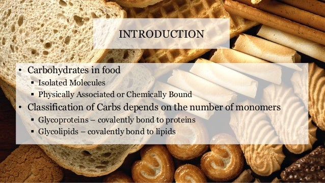 an introduction to the analysis of carbohydrates Qualitative tests for carbohydrates- methods and significance  general introductiongeneral introduction • carbohydrates are.