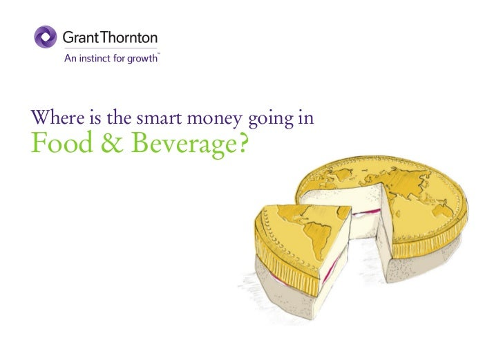 Where is the smart money going inFood & Beverage?