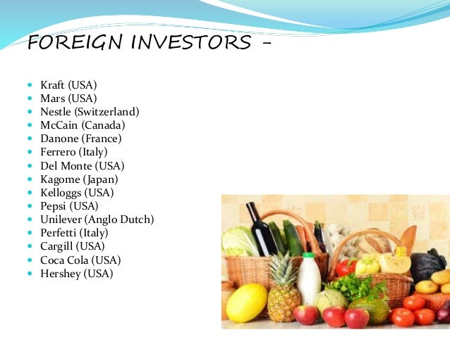 cee0bfe1ae Food and beverage industry india 2015