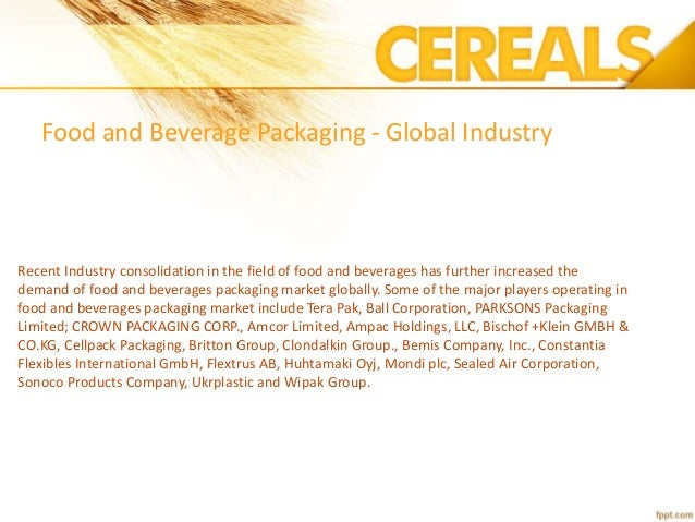 Developing A New Food And Beverage Brand