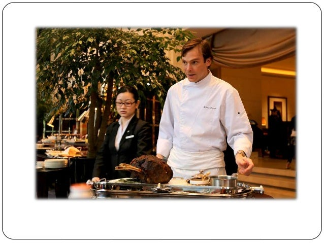 WHAT IS SELF SERVICE..?? In this type of service, the guest enters in the dinning area, selects his own tray or from the f...