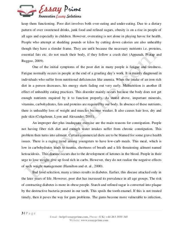 Good health essay in english