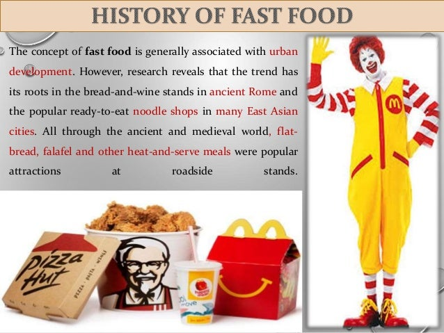 fast food and the dangers of it in america News about the fast food industry commentary and archival information about the fast food industry from the new york times.