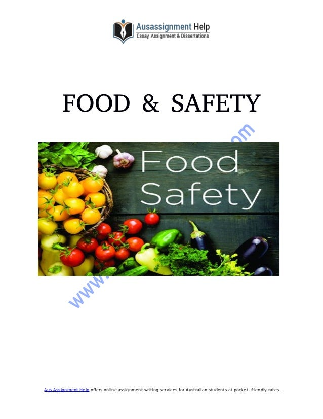 thesis of food safety A multidisciplinary approach to food safety evaluation: this thesis is brought to you for free and open access by scholarworks@umass amherst.