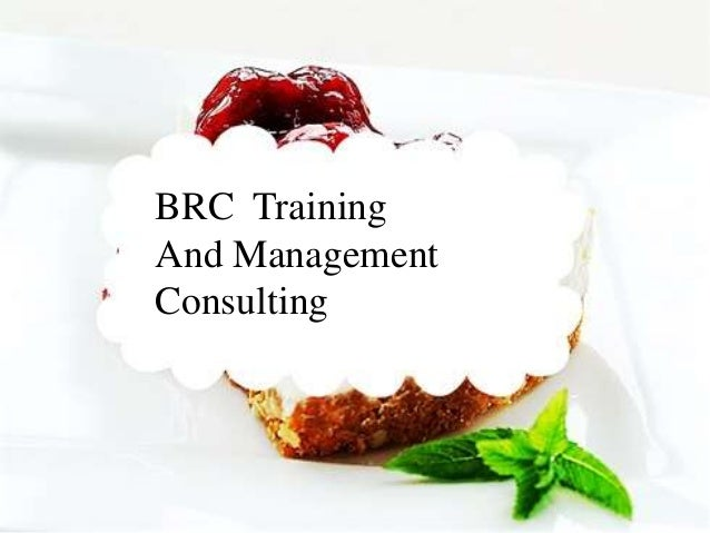 BRC Training And Management Consulting