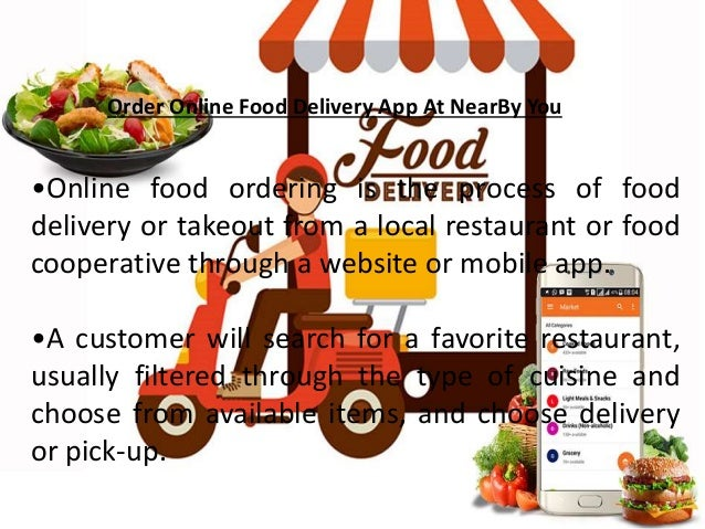 Order Food Online & Get Healthy Food Delivery Near You