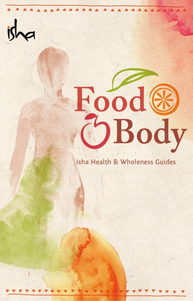 Food Body By Sadhguru