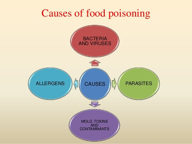 Contamination Of Food By Other Living Organisms Is Known As