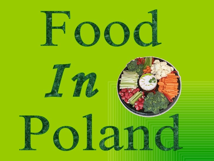 Food  Poland In