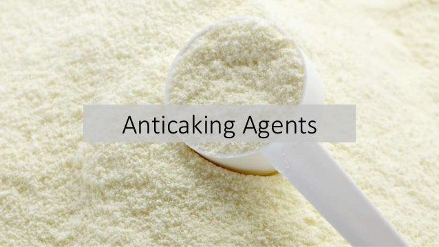 Function Of Anti Caking Agents In Food