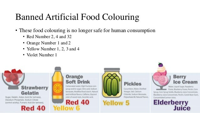 Is Food Coloring Safe To Drink Is Food Coloring Bad To Drink ...
