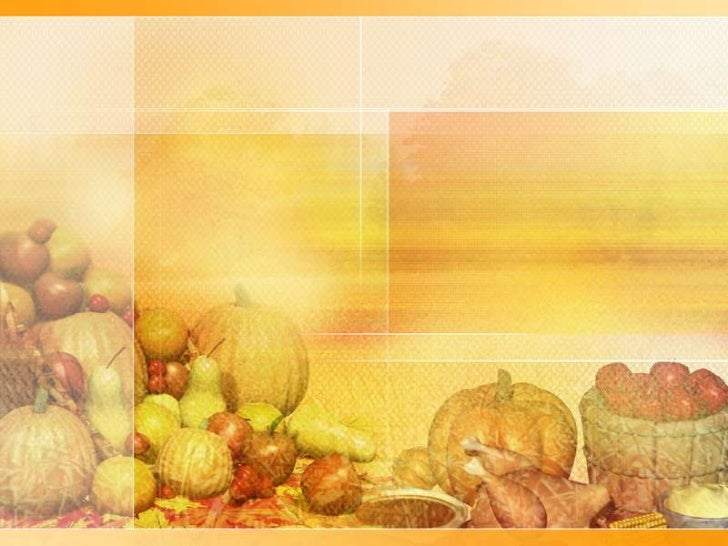 powerpoint background food
