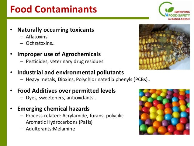 Food Additives Are Naturally Occurring