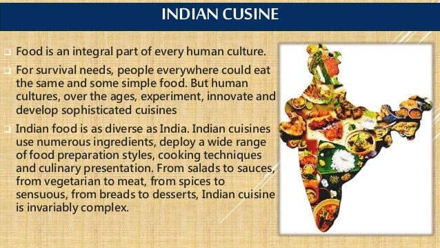 indian food and culture pdf