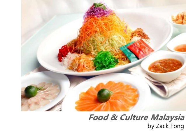 Cultural and heritage with malaysian cuisine