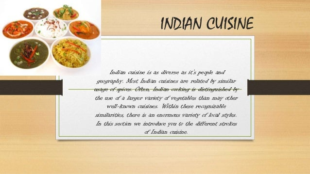 List of cuisines