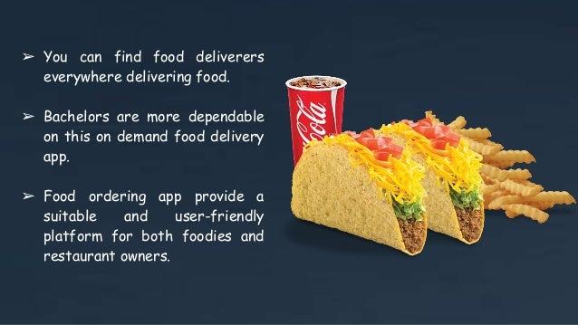 Food Delivery On Demand Business Slide 2