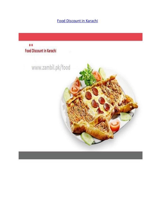 cheapest food deals in karachi