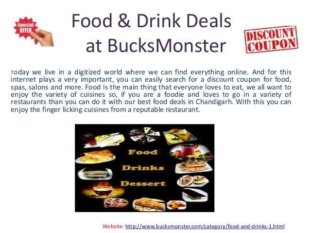 Get Best Restaurant Deals In Chandigarh Bucksmonster