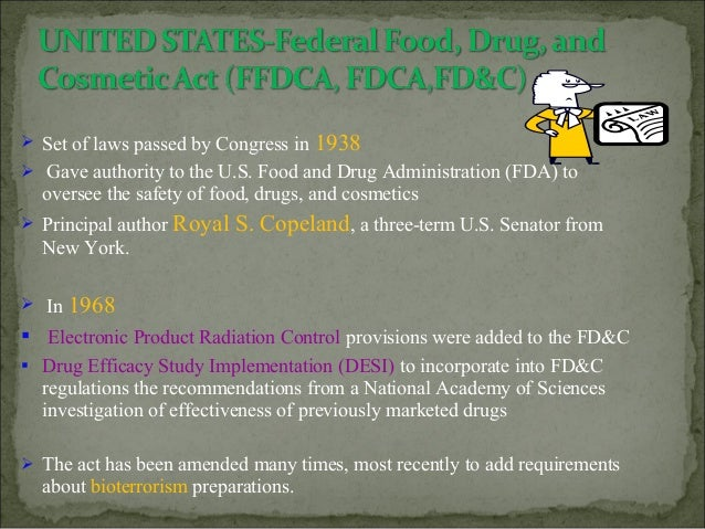 federal food and drug act 05062008 subcategories this category has the following 2 subcategories, out of 2 total 2 21 usc 301 et seq f ffdca retrieved from  .