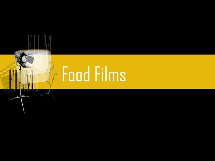 Food Films