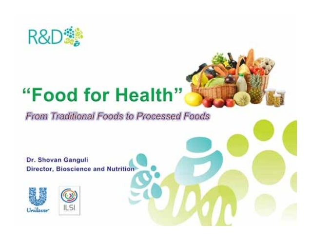 Overview • Introduction to Traditional & Processed Foods • Consumer Trends : Diet & Lifestyle • NCD Trends in India • Role...