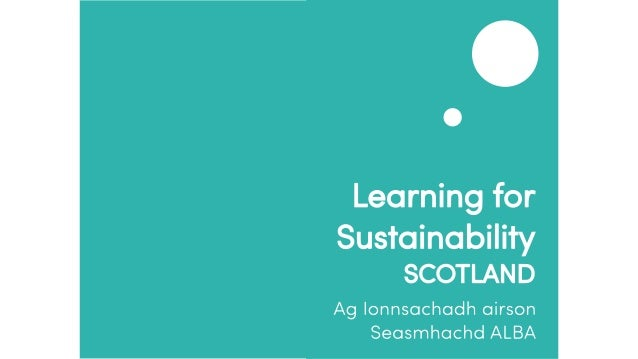 lfsscotland.org 11th Global RCE Conference 'Food for Thought' Kirsten Leask, November 2018