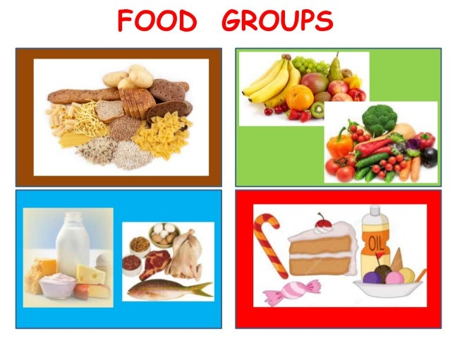 Basic Food Groups Pictures