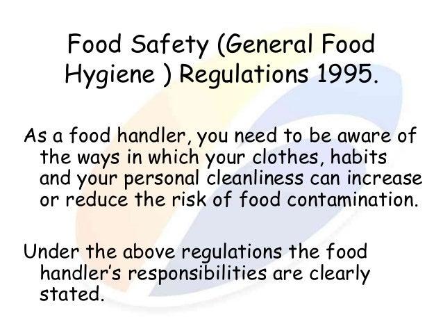 Food Safety Penalites