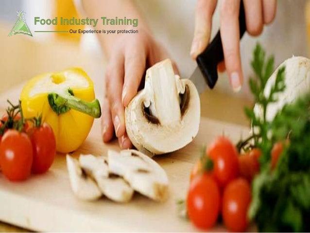 Food hygiene training courses