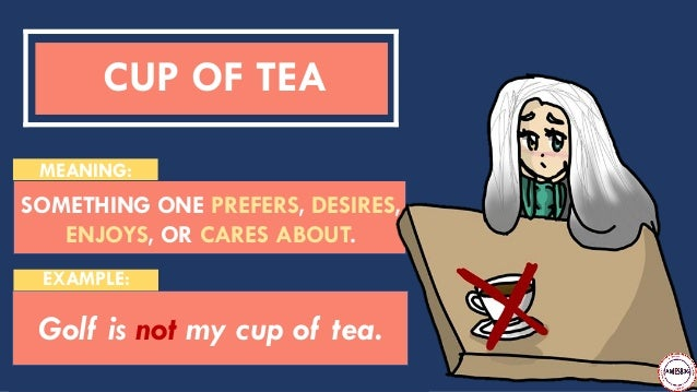 Food idioms : English Language
