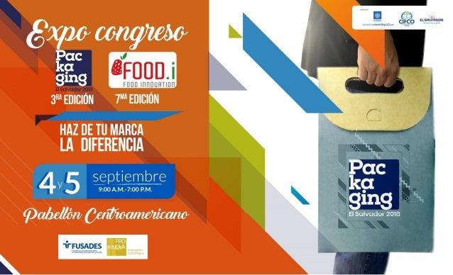 Congreso de alimentos y bebidas Food.I