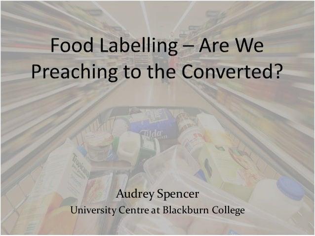 Audrey Spencer University Centre at Blackburn College