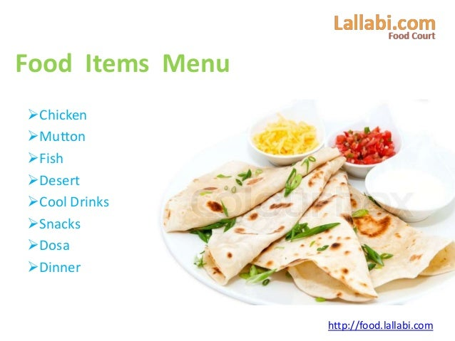 Order South Indian Food Online Bangalore